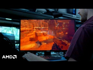 AMD Demonstrates Doom® at E3