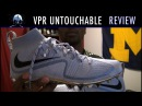 Nike Vapor Untouchable Cleat Review Ep 217