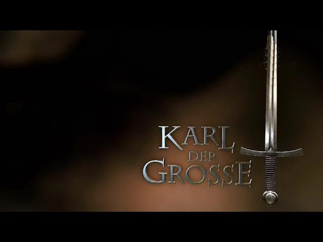Карл Великий | Karl der Grosse (2013) - Война с Саксонией | Эпизод 2