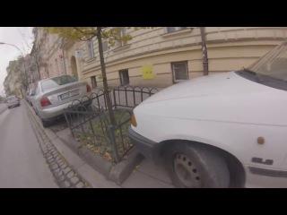 Мастер парковки автомобиля 80-го уровня
