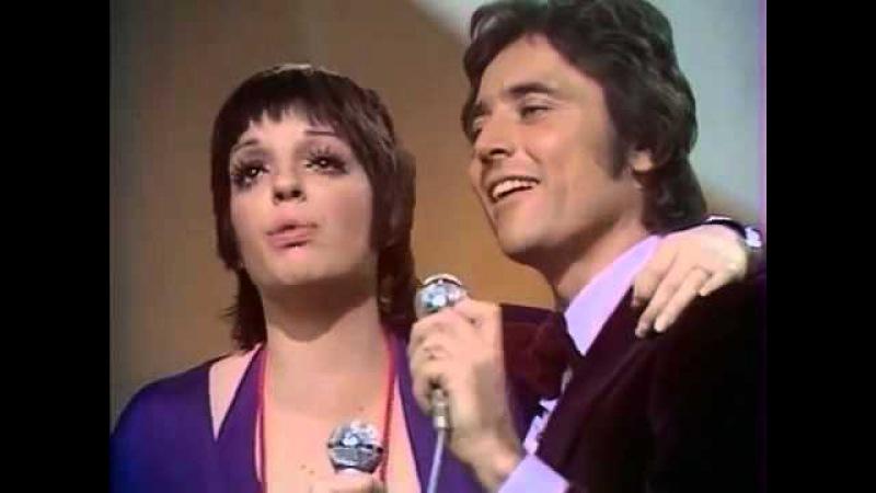 Liza Minnelli on the Sacha Distel Show 1971