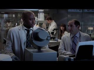 Доктор Хаус HOUSE M D - Что бывает когда два мужика живут вместе ( смешной момент )