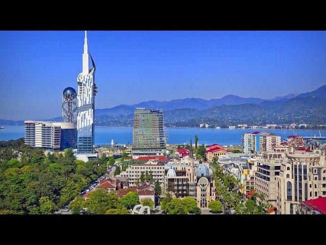 Самые популярные курорты мира: Батуми Грузия: Город-солнце ждет Вас