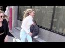 EXCLUSIVE Gigi Hadid running for her life in Paris