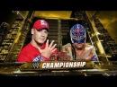Lucha Completa: Rey Mysterio Vs John Cena | WWE Championship Match | Raw 2011 Español Latino