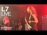 RESPECT!!!!   L7 (full concert) - Live @ Festival Rock En Seine 2016