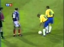 Фантастический и величайший гол Роберто Карлоса!