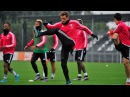 La Juventus prepara la sfida contro il Milan - Juve step up preparations for Milan match