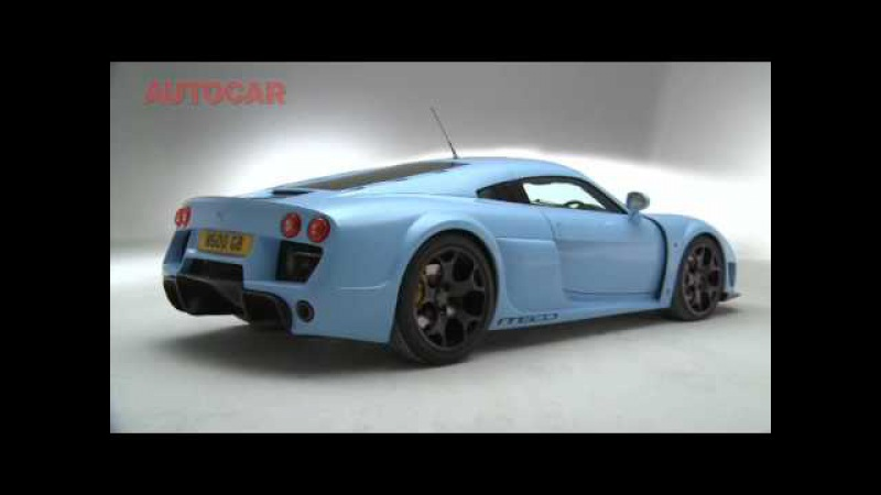 Exclusive Noble M600 driven by