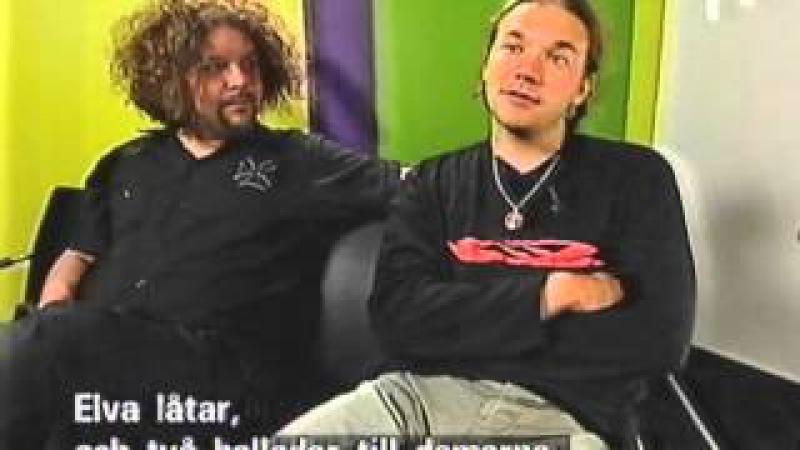 The Rasmus Interview - Tracks STV1 - 19/12/2005