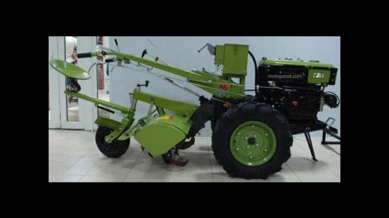 Мотоблок Zubr JR-Q79E www.motogorod.com