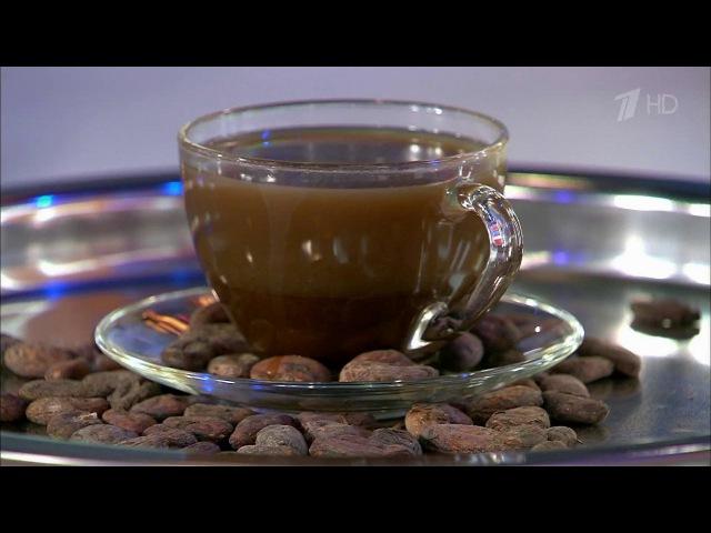 Жить здорово Три напитка от гипертензии 11 03 2016