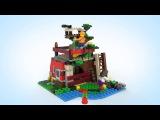 LEGO® Creator - 31053 Пригоди в будиночку на дереві