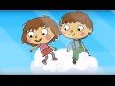 Добрые мультфильмы для детей - Малыши и Летающие звери - Вода - Развивающие мульт ...