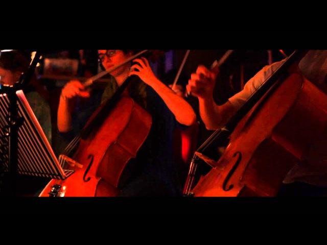 London Electronic Orchestra live - Masomenos Interactive Visuals