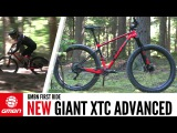 NEW Giant XtC Advanced GMBN's First Ride