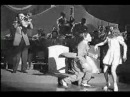 Swing Dancing Lindy Hopping Kids - Jimmy Dorsey Orchestra 1942