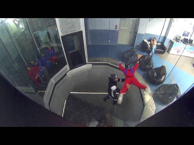 Артур Мой полёт в аэротрубе FlyStation 17 мая 2016, вторник, 15:00