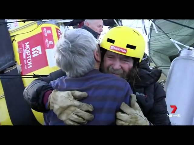 Russian Balloonist Fedor Konyukhov Lands In Bonnie Rock Western Australia
