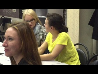 Как построить успешную карьеру? Тренинг для студентов Вуза в СПБ