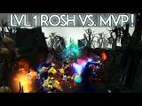 WG.Unity Surprise LVL 1 Roshan vs. MVP Phoenix Dota 2