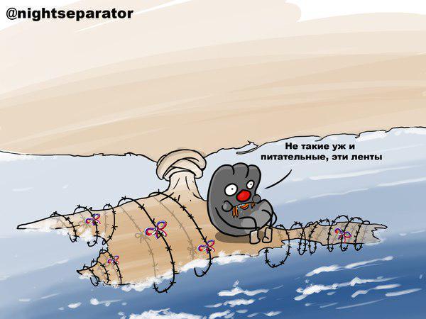 Причиной высочайшей инфляции в Крыму оккупанты считают логистику - Цензор.НЕТ 2302