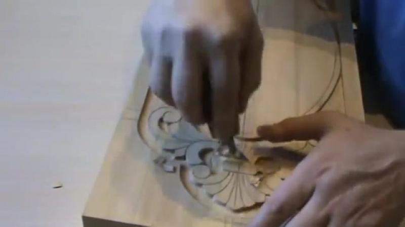 24 как сделать нарды Плоско рельефная резьба