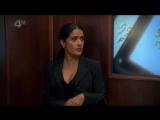 Сальма Хайек (Salma Hayek) голая в сериале «Дурнушка» (2006)