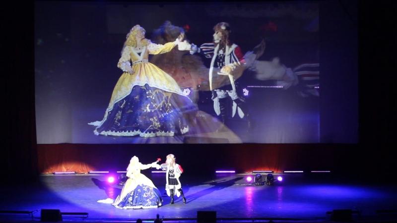AGnees, Lyumos (Санкт-Петербург, Великий Новгород) - Makoto Takahashi - Всероссийский конкурс косплея J-FEST 2016