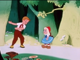 Петя и Красная Шапочка (1958,мультфильм,СССР,16+) Лицензия / HD1080