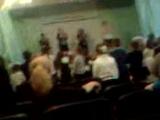 Флешмоб в 51 школе 8 класс