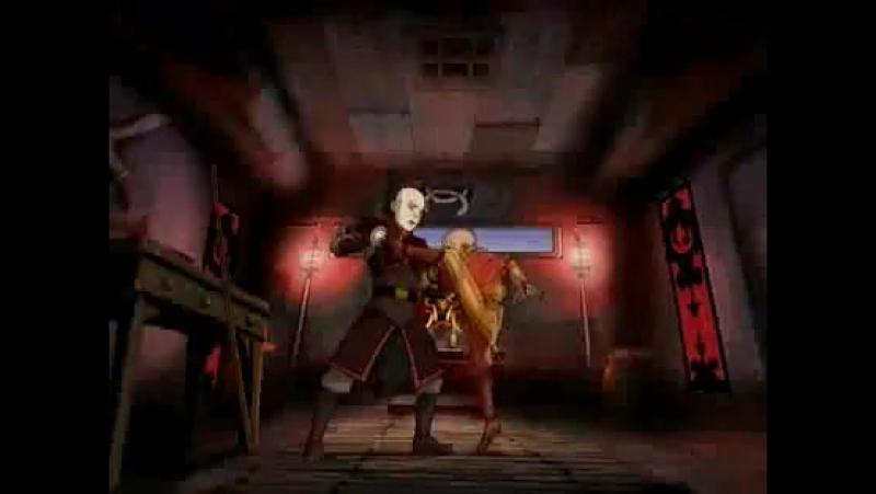 Аватар Легенда об Аанге/Avatar: The Last Airbender (2005 - 2008) Японский ТВ-ролик