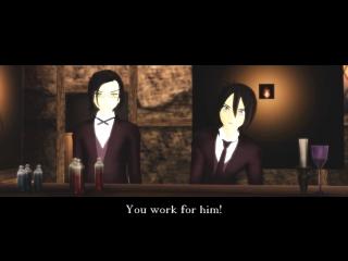 [MMD] Kuroshitsuji parody ep 11 - Empathy