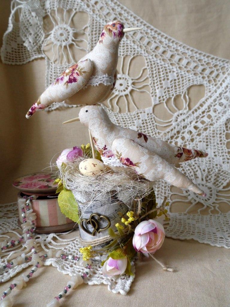 тильда птицы