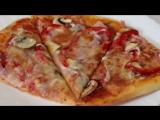 Ну, оОчень вкусная - Пицца по-домашнему!