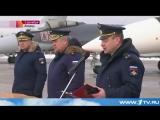 В Липецке похоронили командира Су-24 Олега Пешкова чей самолёт был сбит в небе над Сирией