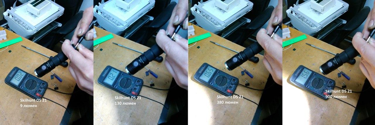 Другие - Китай: Обзор новой модели EDC фонаря от Скилхант — DS21