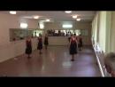 4 курс. Народный танец. Батман тандю в русском характере, каблучный Италия. ЧКК