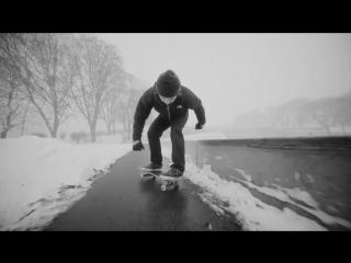 Extreme winter skating with gard hvaara - winter lines