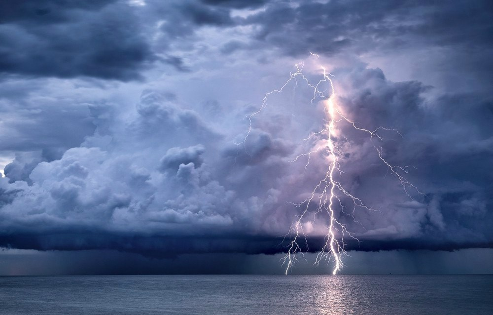 МЧС объявило штормовое предупреждение в Ростовской области, ожидается гроза, град и ветер до 23 м/с