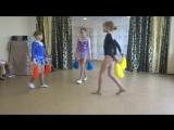 Гимнастки: Алия Мустафина, Александра Солдатова и Алина Кабаева