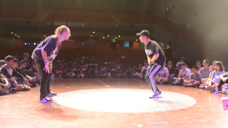 DanceBox Shenzhen Freestyle Shark vs. Adi 1/4