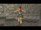 Как выглядела пре-альфа версия самой первой части Tomb Raider