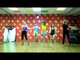 Strip-latina, Beyonce - Naughty boy (salsa remix), choreo by Jane Kornienko