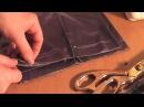 Подшиваем брюки практические советы