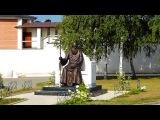 Свято-Успенский мужской монастырь город Старица Тверской области.Золотое кольцо России.