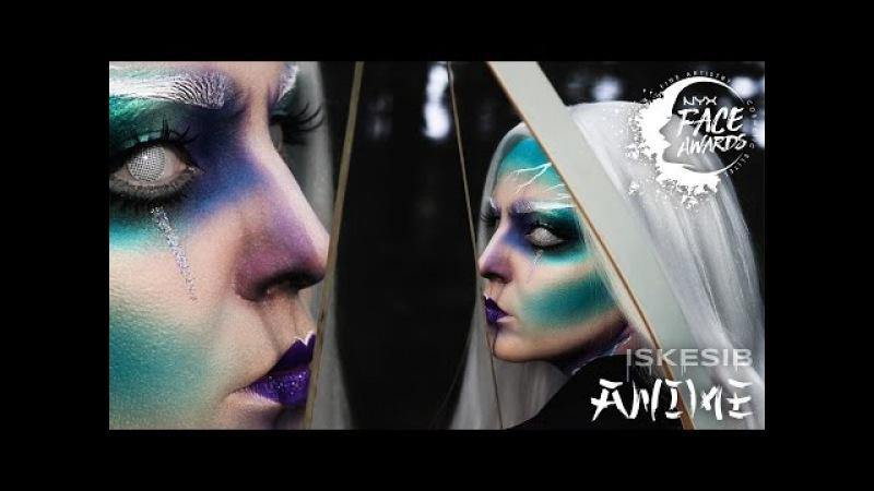 The ghost of geisha || POLISH NYX FACE AWARDS 2016 || ANIME || TOP20