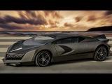Elibriea Supercar Concept