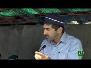 Мурад-хаджи про Саида Афанди (къ с).