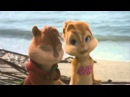 Элвин и бурундуки поют песню Время и стекло Песня 404
